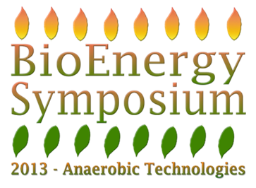BioEnergy Symposium 2013 - Anaerobic Technologies