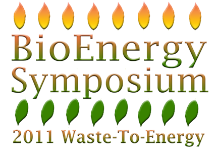 BioEnergy Symposium 2011 - Waste-To-Energy